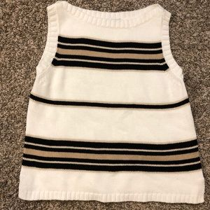 Jeanne Pierre Sweater Tank